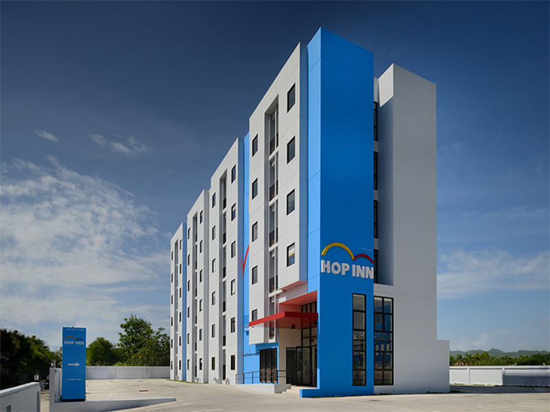 Image Hotel Hop Inn Lampang City Center