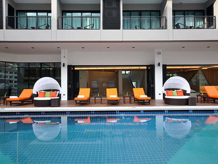 J Inspired Hotel Pattaya