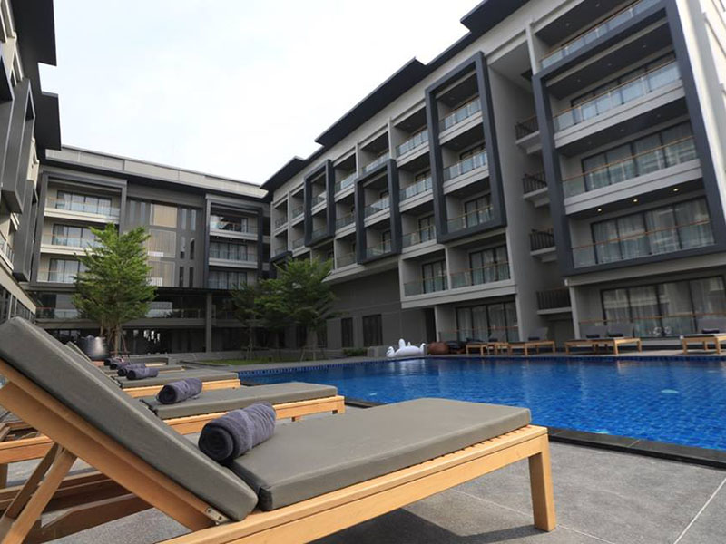 Image Hotel Serenity Hotel and Spa Kabinburi