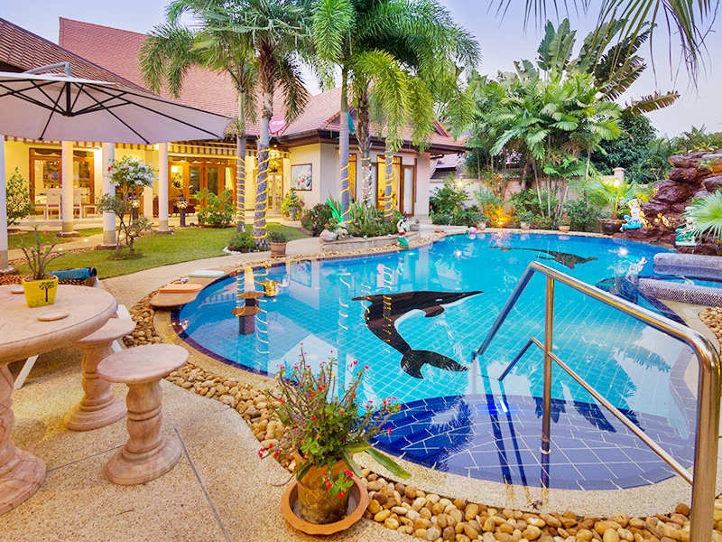 Luxury Holiday Villa Pattaya
