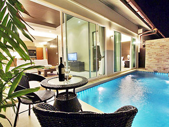 Princess Pool Villa Pattaya