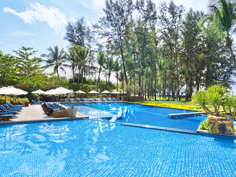 Hotels Nearby Dusit Thani Krabi Beach Resort