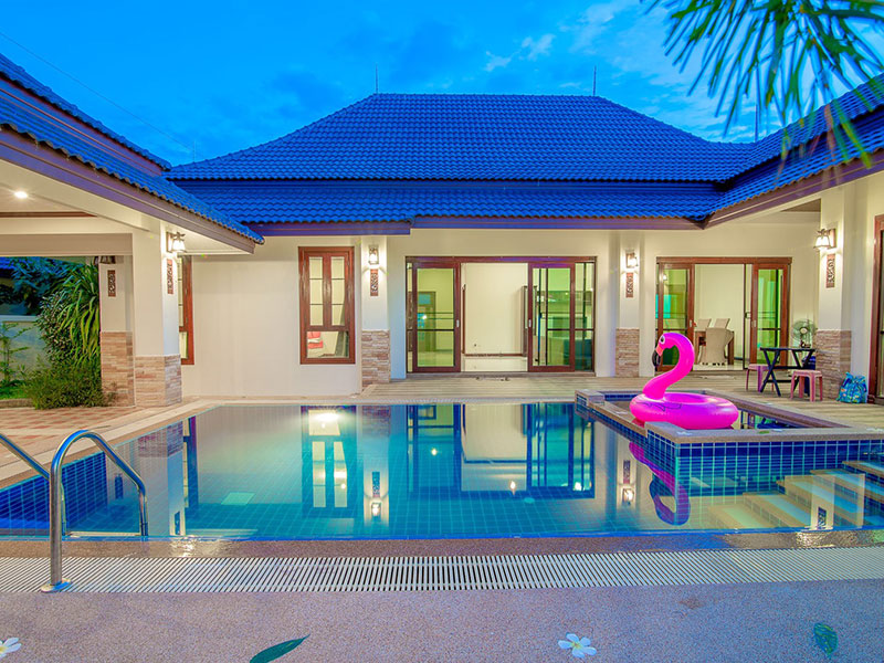 Hotels Nearby Laval Pool Villa Hua Hin