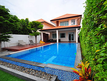 Jubilee Pool Villa Pattaya