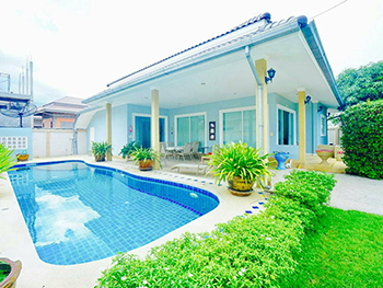 The Blue Pool Villa