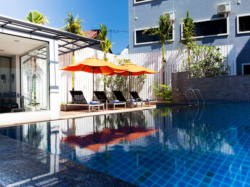 Hotels Nearby Aspira Prime Patong