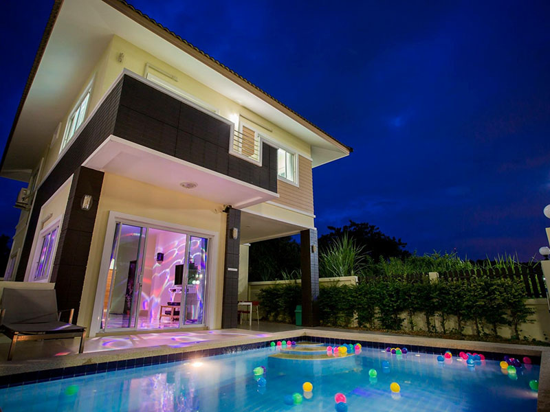 Hotels Nearby Delphinium Pool Villa Huahin