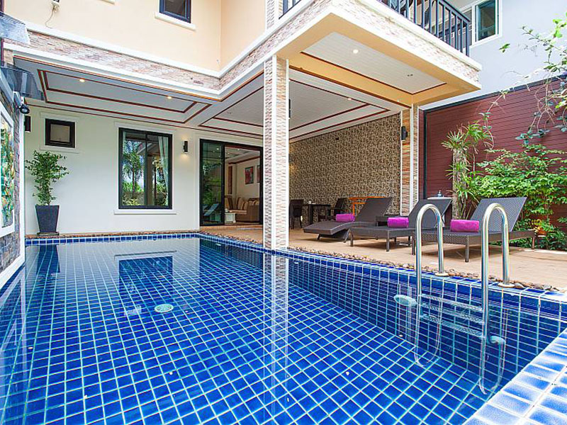 Hotels Nearby BangTao Tara Villa 5