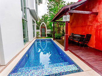 Sereno Pool Villa Pattaya