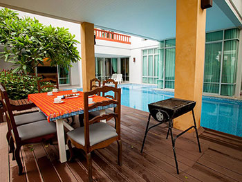 Jolie Pool Villa Pattaya