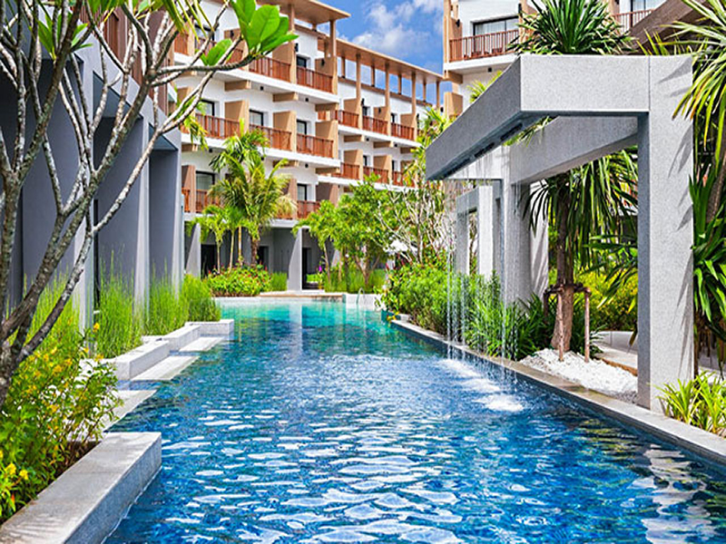 Hotels Nearby Deevana Plaza Krabi