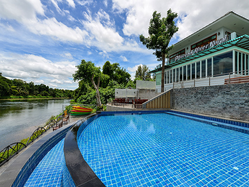 Hotels Nearby Princess River Kwai