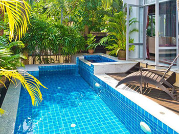 Plus B Pool Villa Jomtien