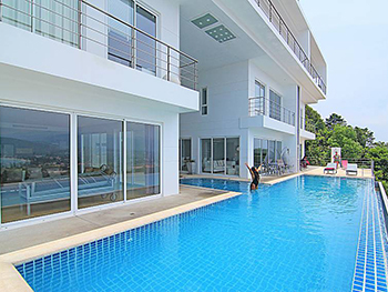 Sirinda Samui Sea View Apartment
