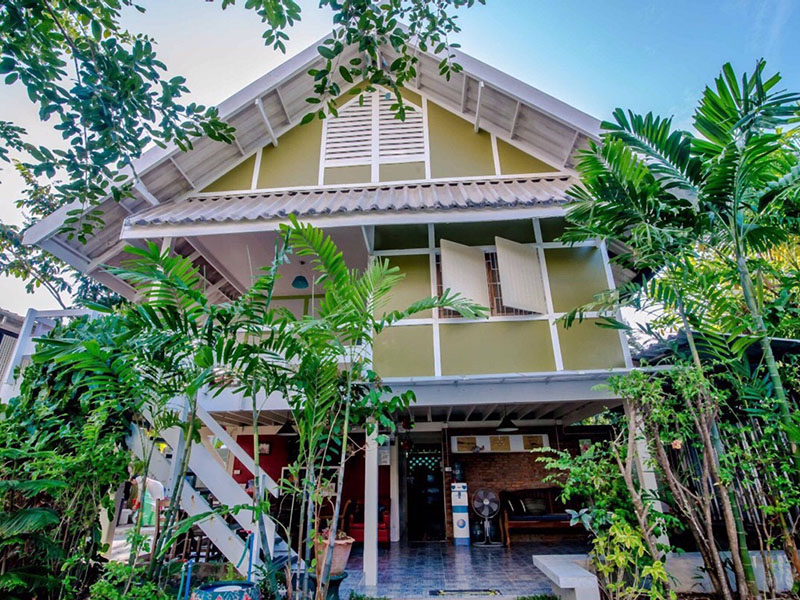 Hotels Nearby Baan Wind Sky Huahin