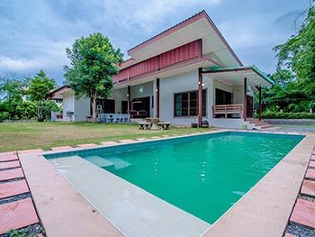 Baan Farm Pool Villa