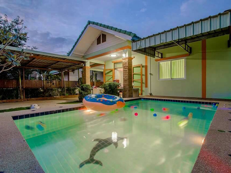 Hotels Nearby Baan Caroline A