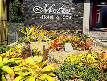 Metro Hotel and Spa