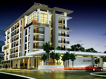 The Destiny Exclusive Condominium