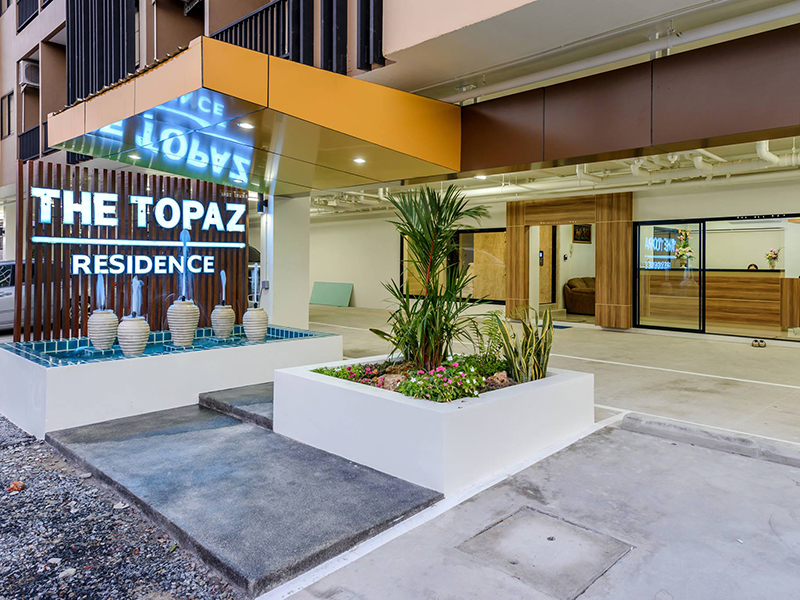 The Topaz Residence