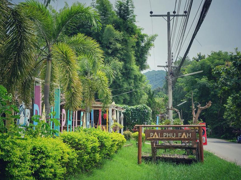 Hotels Nearby Pai Phufah Resort