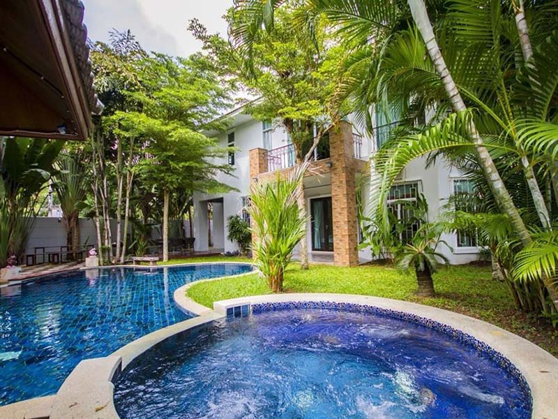Jungle Pool Villa Pattaya