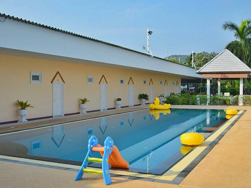 Hotels Nearby Charming Pool Villa