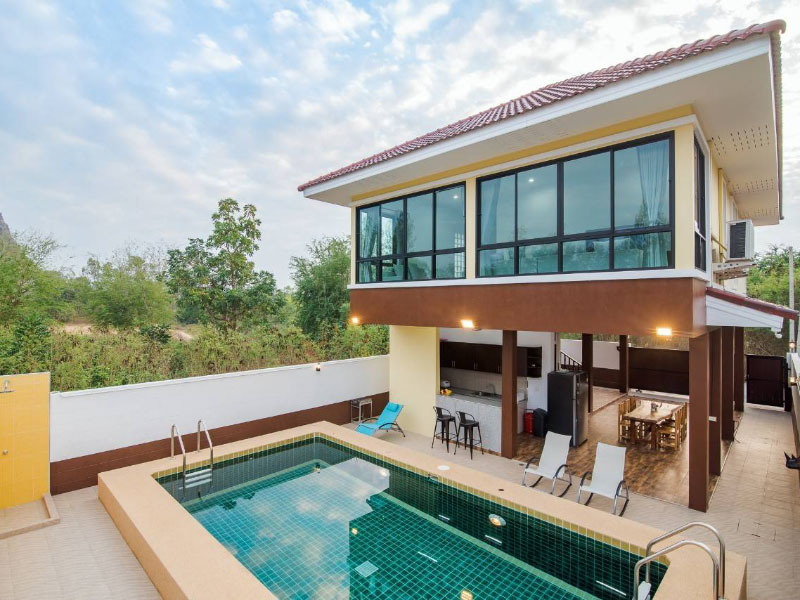 Luna Pool Villa Pranburi