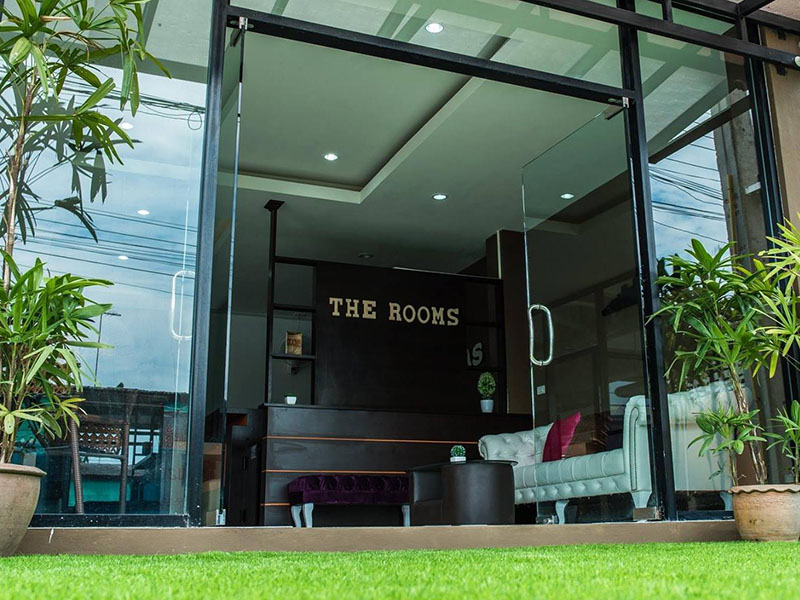 Image Hotel The Rooms Residence Pattani
