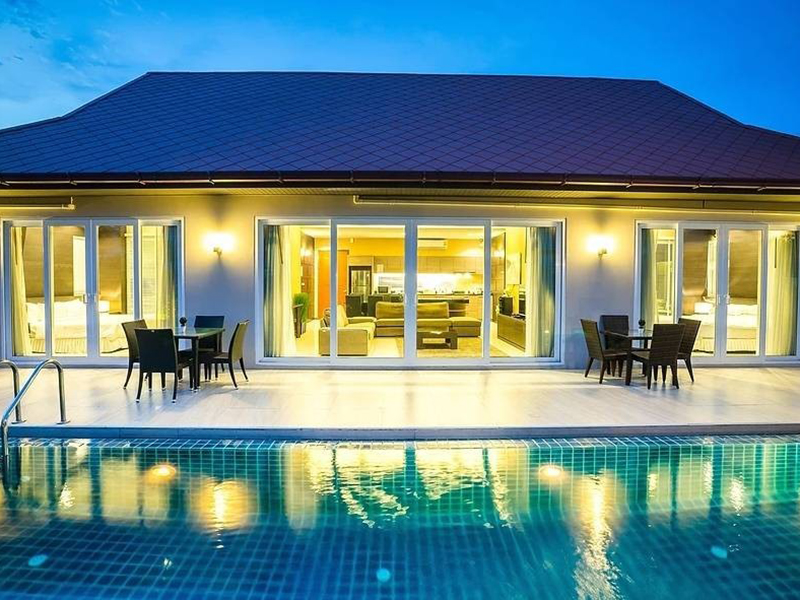 Hotels Nearby Baan 58 Grand