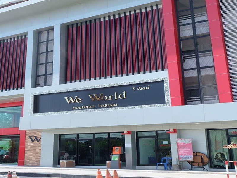 We World Boutique Hatyai