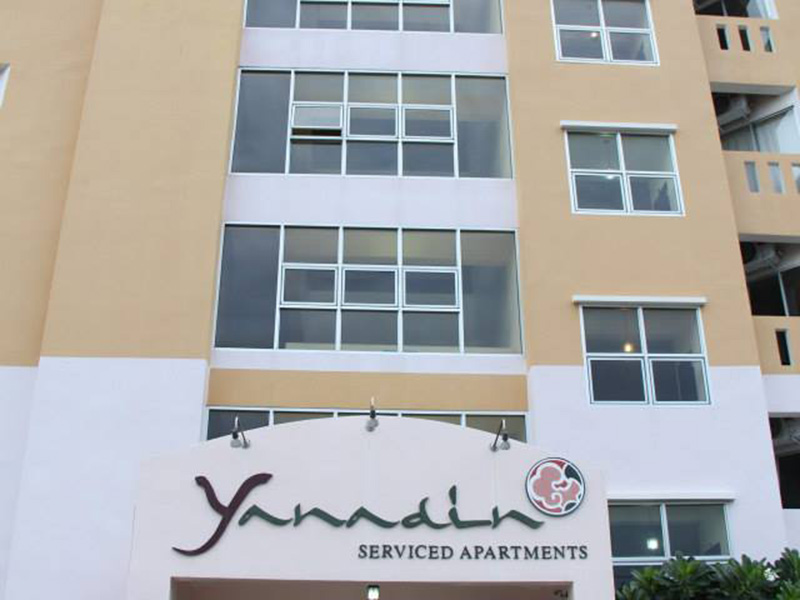Image Hotel Yanadin Serviced Apartment