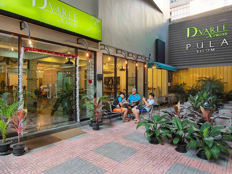 D Varee Xpress Pula Silom