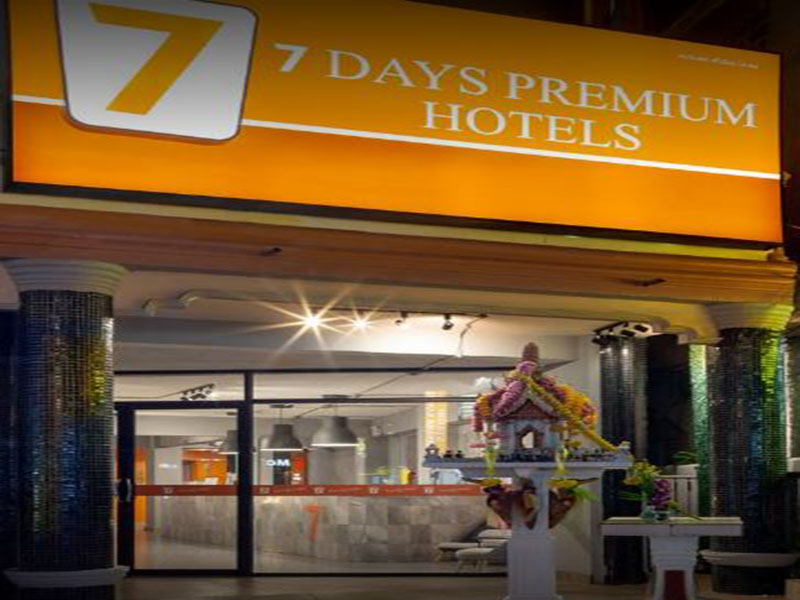 7 Days Premium Pattaya
