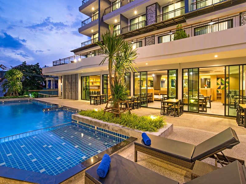 Hotels Nearby Ava Sea Resort Krabi