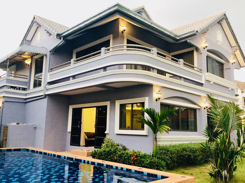 Splendid Pattaya Pool Villa