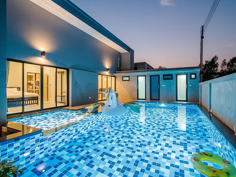 Hotels Nearby Baan Modern Pool Villa Hua Hin