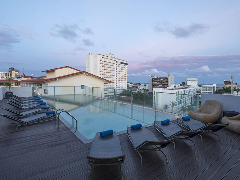 Image Hotel Travelodge Pattaya