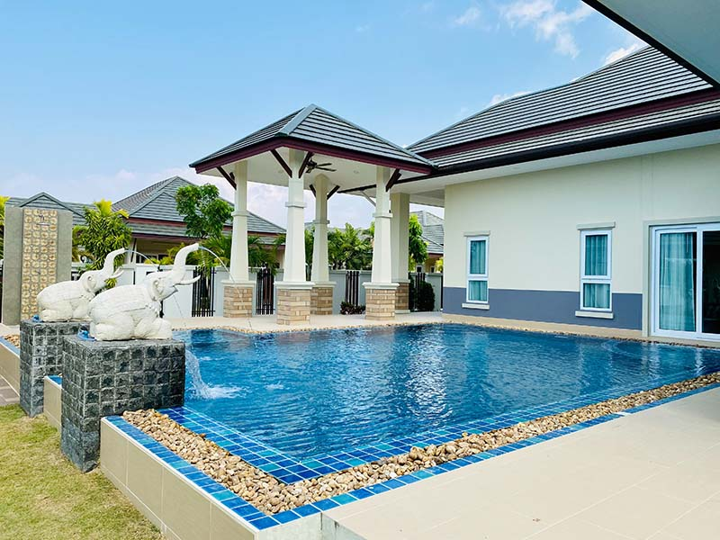 Mintra Pool Villa Pattaya