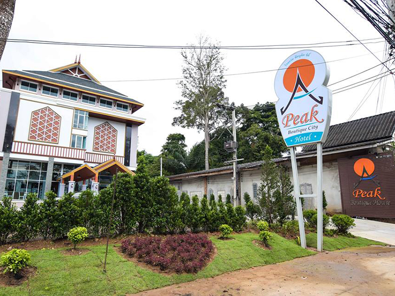 Peak Boutique House Krabi