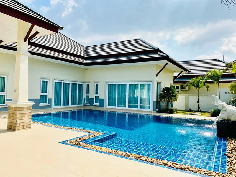 Mintra Pool Villa B Pattaya