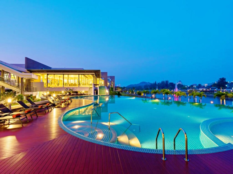 Wora Wana Hua Hin Hotel and Convention