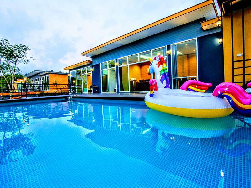 The X10 Private Pool Villa and Resort Khao Yai Panorama