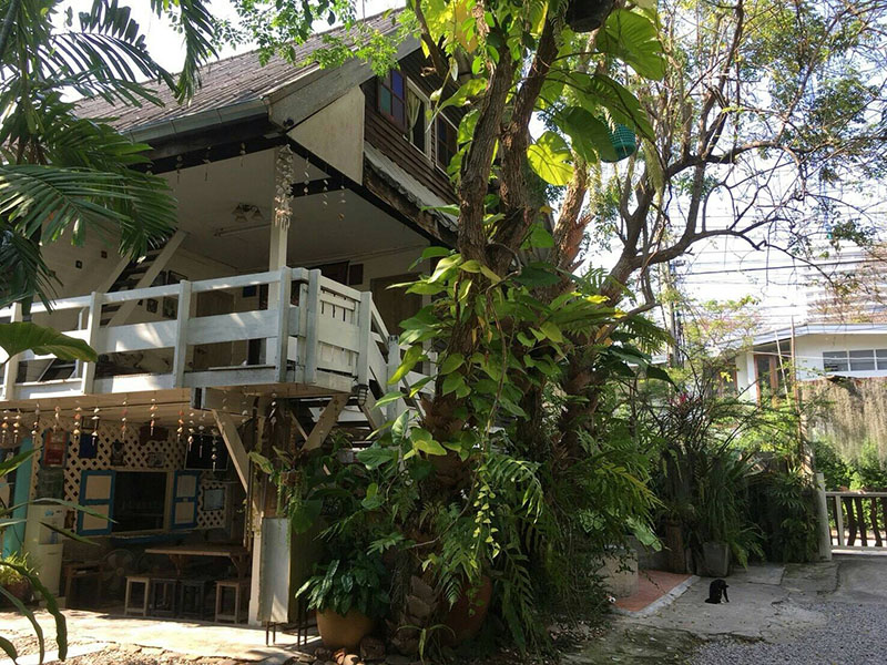 Hotels Nearby Baan Romyen