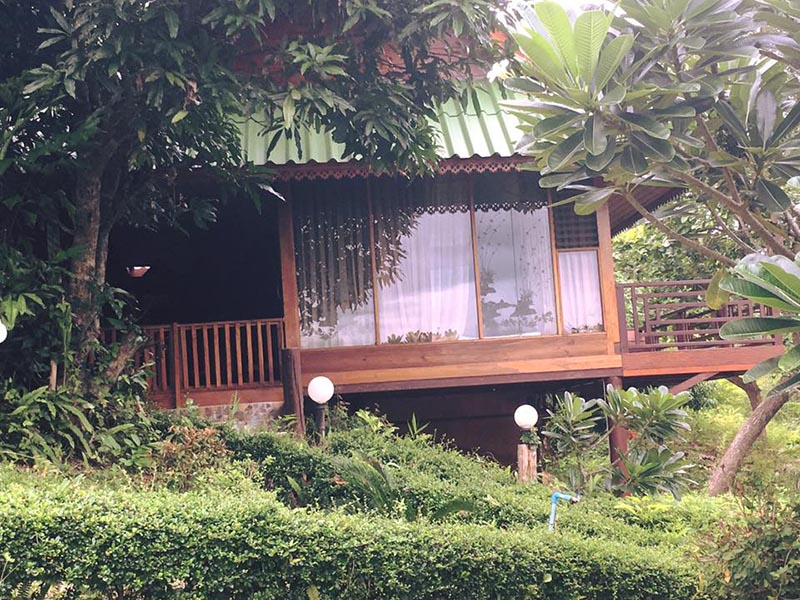 Kiang Doi House Maehongson