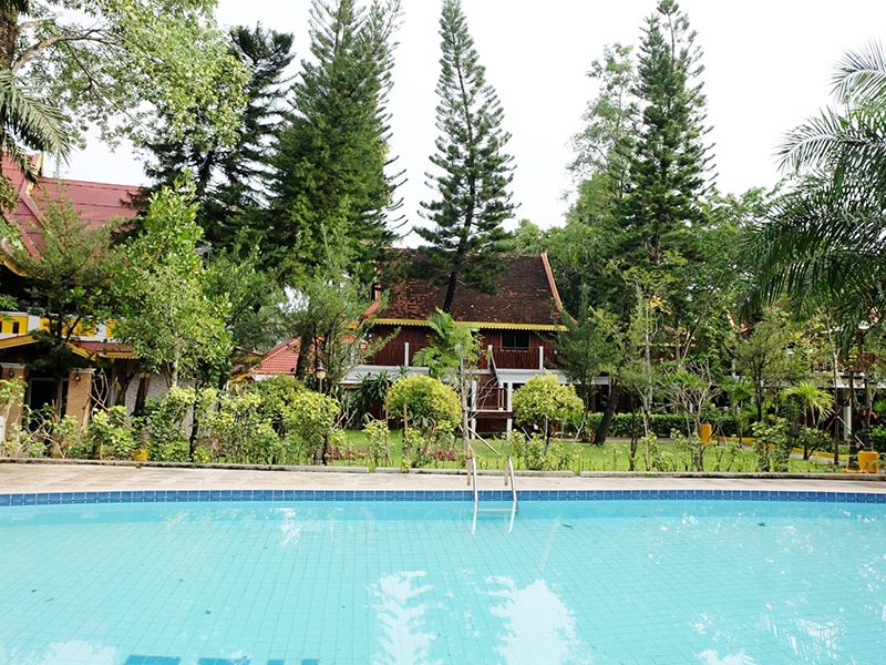 Hotels Nearby Hotel Sib-Lan Buri Resort