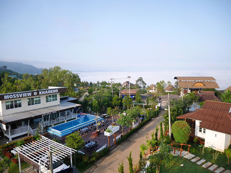 Mossview Resort Khaokho