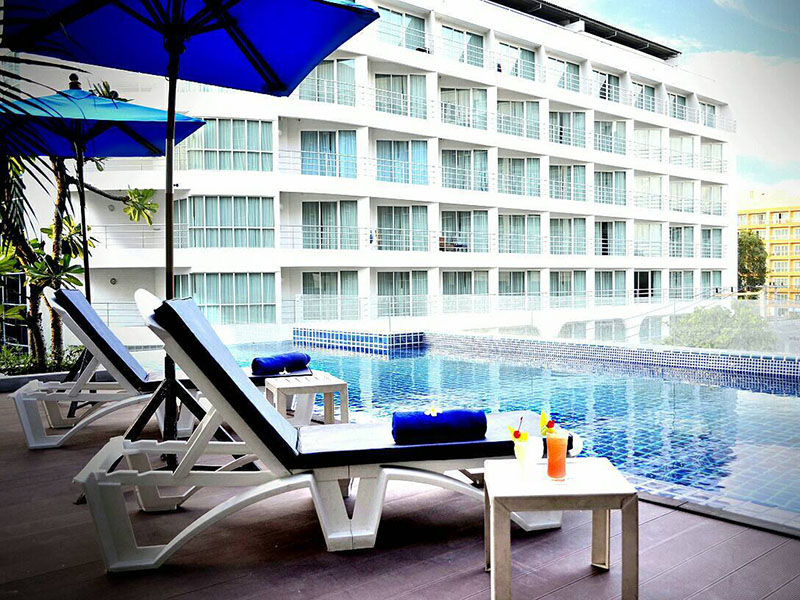 A One New Wing Hotel Pattaya