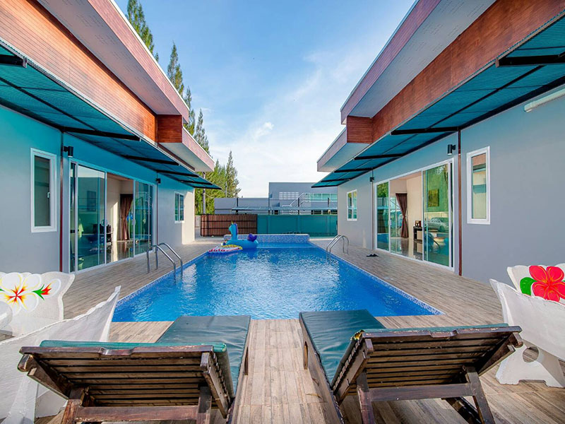 Hotels Nearby Lalida Pool Villa