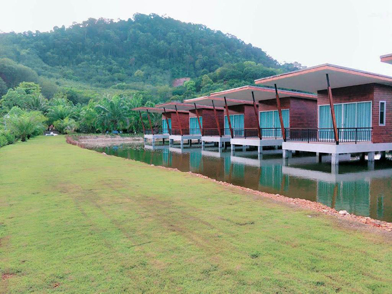 Amantra Lake View Resort